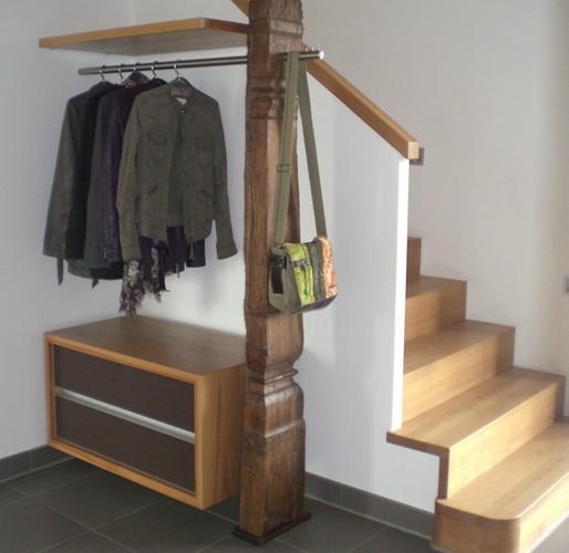 garderobenschrank ideen alles ber wohndesign und m belideen. Black Bedroom Furniture Sets. Home Design Ideas