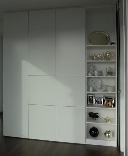 schrankfronten. Black Bedroom Furniture Sets. Home Design Ideas